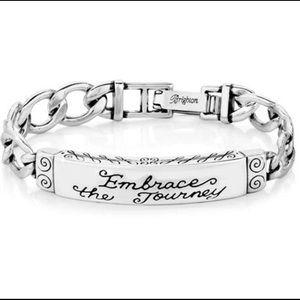 New Brighton ID bracelet Embrace the journey 🦋